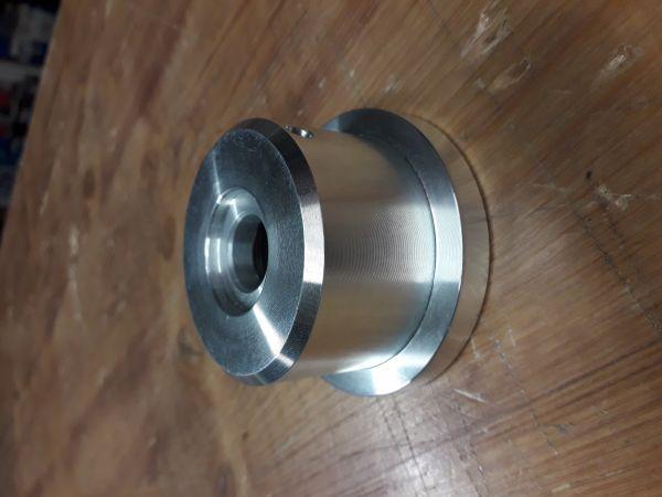 Basisteil für Flötzer Universal Powermähkopf