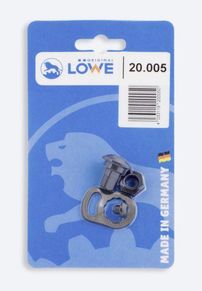 Löwe 20.005 Lagerung im Blister für Löwe 20 + Löwe 21 + Löwe 22