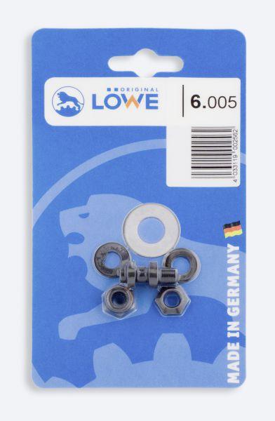 Löwe 6005 Lagerung im Blister für Löwe 6 + Löwe 7 + Löwe 8 +Löwe 9