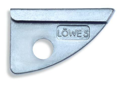 Löwe 5002 Amboss (Unterlage) Löwe 5.107 und 5.109