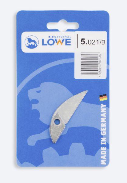 Löwe 5021 Klinge für Löwe 5.124 und 5.127 (spitz)