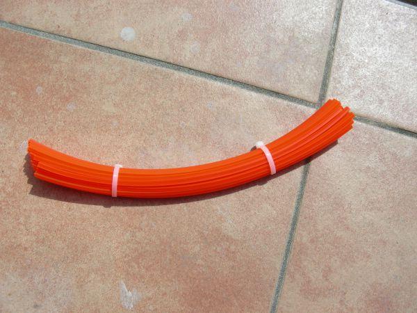 Fadenbündel 20cm 4,4 Durchmesser, 25 Stück